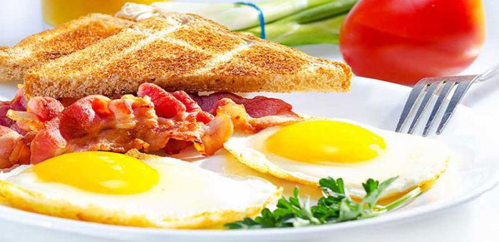 เลือกทานอาหารเช้าที่มีประโยชน์ต่อร่างกายกันคะ