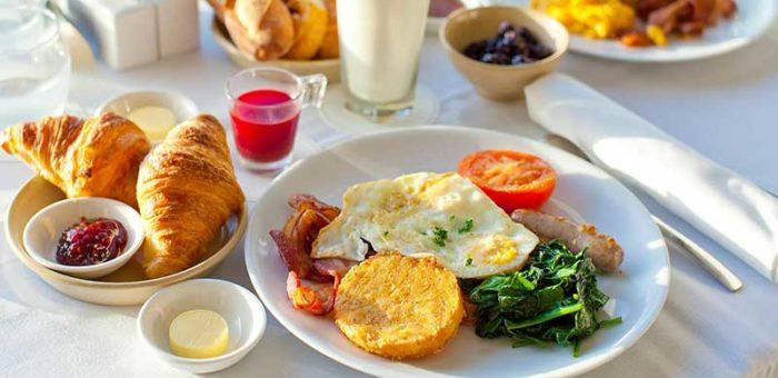 ให้ลูกรักกินอาหารเช้ากระตุ้นพลังสมอง