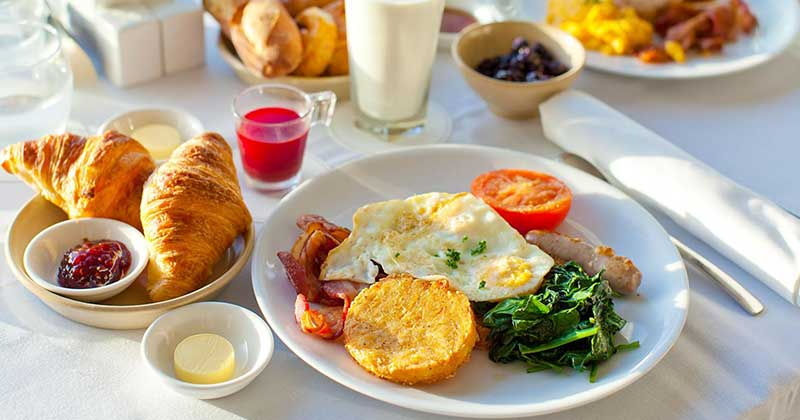Breakfast-stimulate