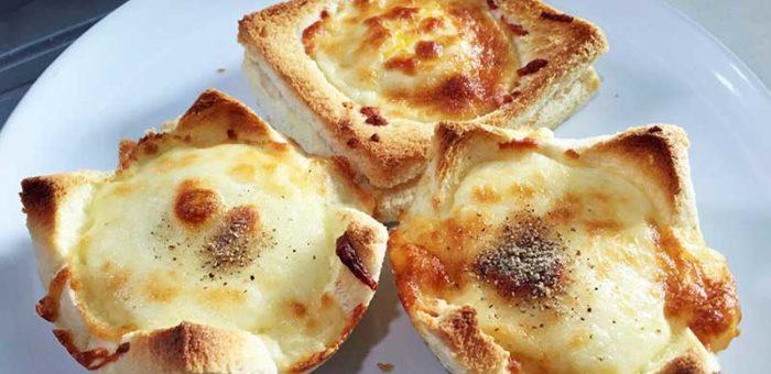 ไข่ถ้วยไมโครเวฟ