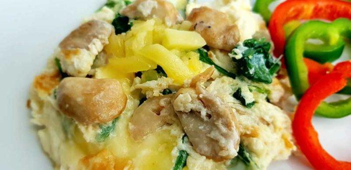 ไข่เจียวสไตล์อิตาเลียน