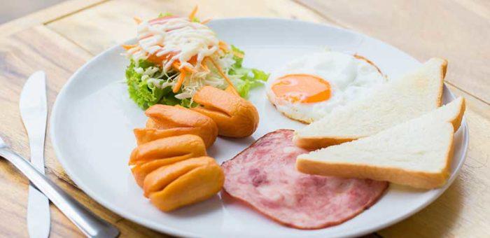 ความสำคัญของอาหารเช้าที่ไม่ควรพลาด