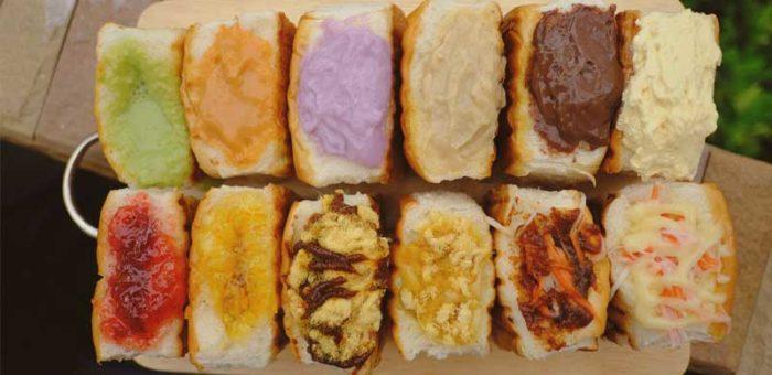 ชาดำรสหวาน, ขนมปัง, เนย, เฟต้าชีส อาหารเช้าที่ชาวอิหร่านนิยมมากที่สุด